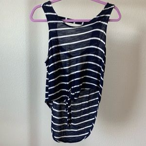 🌎Charlotte Russe striped tank top. Size S 3x$20